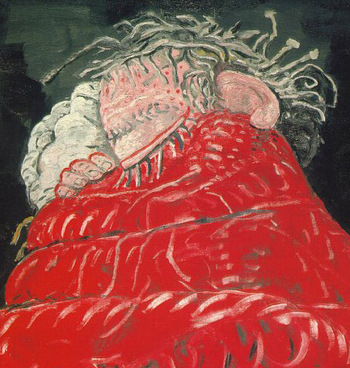 Guston_sleeping